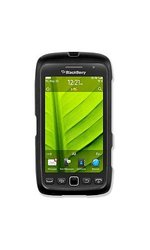 Qmadix Face Plate Case for Torch 9850 - Black