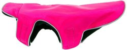 Bluemax 18-Inch Dog Coat, Medium, Fuchsia