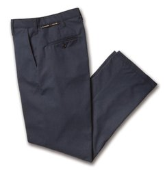 Workrite 433PO80NB46-32 Flame Resistant 8 oz Protera Work Pant, 46 Waist Size, 32 Inseam, Navy Blue