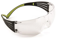 3M Protective +2.5 Diopter 400 Anti-Fog Lens Eyewear -One -Clear (SF425AF)