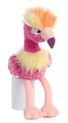 "Bright Fancies Sorbet Flamingo 12"" by Aurora"