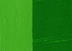 C.A.S. Paints AlkydPro Fast-Drying Oil Color Paint Tube, 70ml, Permanent Green