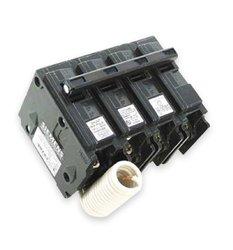 Siemens Q31500S01 240-Volt type MP-T 15-Amp Circuit Breaker with 120-Volt Shunt Trip Three pole
