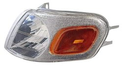 Depo 332-1561L-US Chevrolet/Oldsmobile/Pontiac Driver Side Replacement Parking/Signal Light Unit