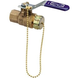 Nibco Cast Bronze Two-Piece Lever Handle Ball Valve (S-585-70-HC)