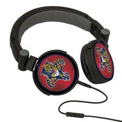 NHL Florida Panthers Washed Logo Headphones