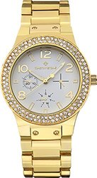 Timothy Stone FACON STAINLESS Gold Women's Design Watch 39mm