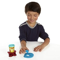 Play-Doh Kids Smashdown Hulk & Marvel Can-Heads Heros Set