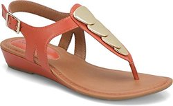 EuroSoft Women's Leather Sandal Pretty Mika - Pink - Size: 11