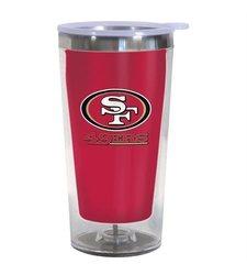 NFL Color Changing Travel Tumbler - 49ers