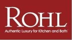 Rohl 9.51563PN Perrin & Rowe Georgian Era Cross Handle for Volume Control Only for U.5757 & U.5752 Thermostatic Mixers, Polished Nickel
