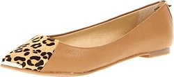 Chinese Laundry Women's Extra Credit Ballet Flat - Camel - Size:7.5