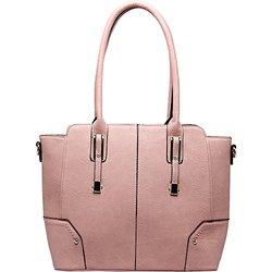 MKF Collection Harper Shoulder Bag - Pink
