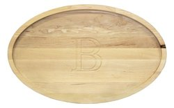 BigWood Boards Type B Carving & Cutting Board with Groove