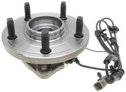 Raybestos 713234 Professional Grade Wheel Hub and Bearing Assembly