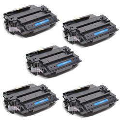 Amsahr TH-Q6511X/192 HP OfficeJet 6100, 6600, 6700, CN053AN Remanufactured Replacement Ink Cartridges, Black Ink