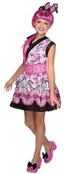Rubie's Costume Monster High Exchange Draculaura Child Costume - Medium