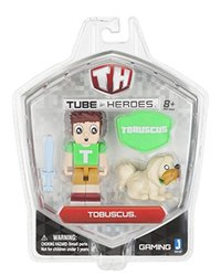 Tube Heroes Tobuscus Figure with Accessories