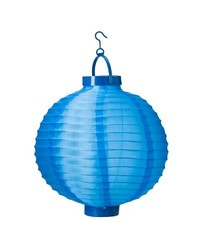 4th of July 10-inch Unique Look Round LED Lantern
