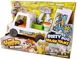 Ugglys Dirty Dog Wash Van