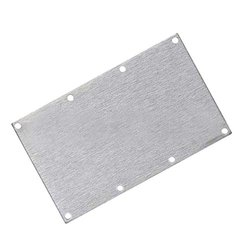 Pomona 4245 Die Cast Aluminum Box Replacement Cover, Size A (Pack of 5)