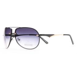 MMK by Dasein AG-U033 C9-522-1 65mm/50mm Women's Summer Sunglasses - Black