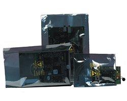 """Bauxko 6"""" x 14"""" Open End Static Shielding Bags, 100-Pack (xSTC129-100)"""