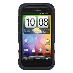 Seidio DILEX Case for use with HTC Droid Incredible 2/S - Sapphire Blue