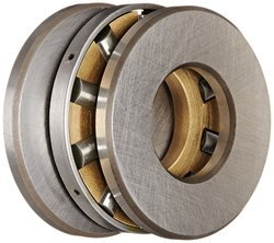 """INA Single Direction Light Cross Section 7/8""""ID Cylindrical Thrust Bearing"""