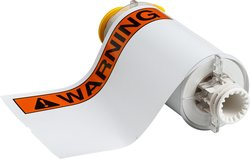 Brady 130759 BBP85 ANSI Warning Labels - 60 Labels per Roll