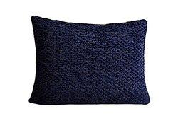 Be-you-tiful Home Emesto Pillow Sham - Indigo Blue - Size: King