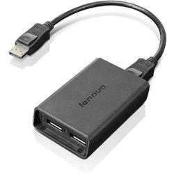 Lenovo Display Port to Dual Display Port Adapter (03T6632)