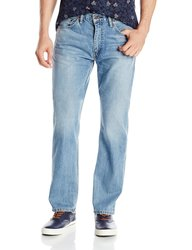 Levi's Men's 505 Regular Fit Jeans - Kalsomine - Size: 34x32