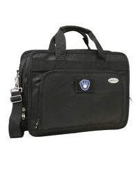Milwaukee Brewers 15-inch Laptop Briefcase Black