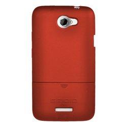 Seidio Surface Case - HTC One X  - Garnet Red