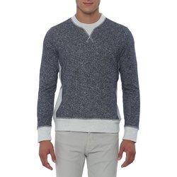 Parke & Ronen St.Mortiz Sweatshirt - Silver/Navy - Size: XL
