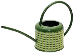 Tierra Garden 36-5004 Retro Mini Watering Can, 0.3-Gallon, Green