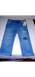 Cherokee Girl's Boyfriend Crop Jeans - Evans - Size: 12