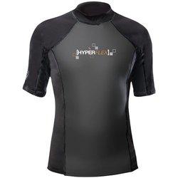Neosport Core Warmer Shirt Unisex Md X116UN-01 BLK/SIL MD