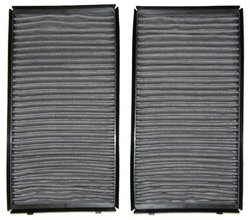 FilterMaster FBM-70001C Activated Carbon Cabin Air Filter for BMW 7 Series