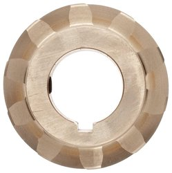 Boston Gear 8-Pitch 12-Teeth Bronze Plain Helical Gear