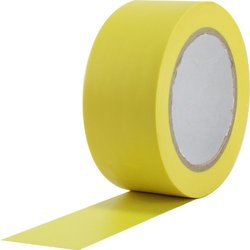 "ProTapes 36-pack 1"" x 36 yd Premium Vinyl Safety Marking Tape - Yellow"