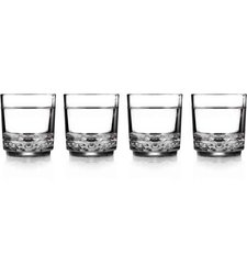 Drinique 7-Ounce Clear Unbreakable Elite Shooter Glasses - Set of 4