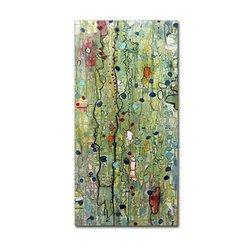 "Trademark Fine Art 12"" x 24"" Sylvie Demers 'In Vitro' Canvas Art"