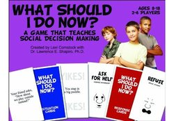 "Childswork Childsplay ""What Should I Do Now?"" Card Game"