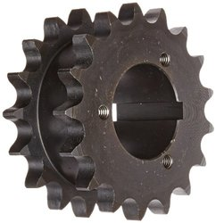 "Martin Roller Chain Sprocket - Hardened Teeth - 0.75"" Pitch (DS60P17H)"
