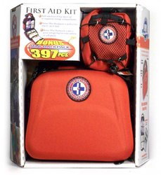 Be Smart Get Prepared First Aid Kit Pieces Colors May Vary 1 kit 397