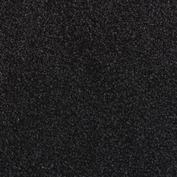 Andersen 100 TriGrip Nylon Fiber Interior Floor Mat, Non-Woven Polyester and SBR Rubber Backing, 10' Length x 4' Width, Charcoal