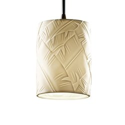 Justice Design Group Limoges Modular Dark Bronze Mini Pendant