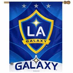 MLS Los Angeles Galaxy 27-by-37-Inch Vertical Flag